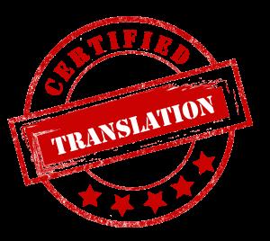 English Sworn Translator