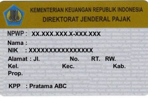 Jasa Penerjemah NPWP