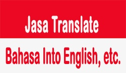 Penerjemah Indonesia Inggris